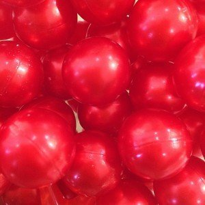 Erdbeer Badeperlen