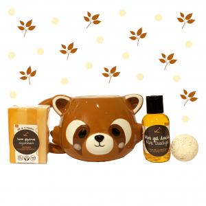 Tasse cadeau - Panda Roux