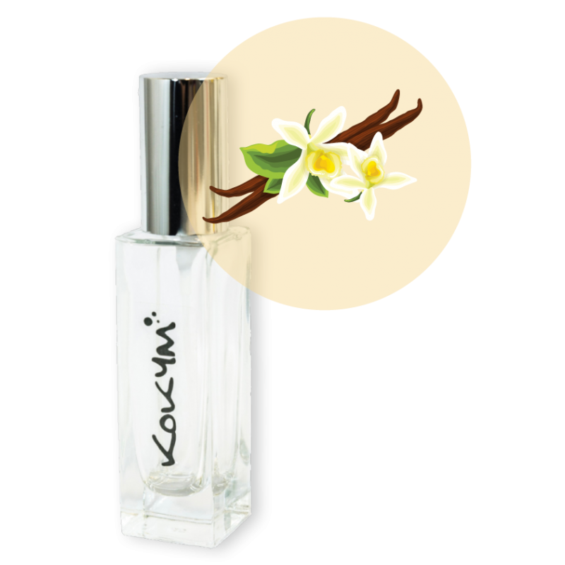 Parfum pur Vanille