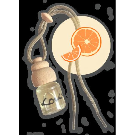 Parfum Voiture Orange