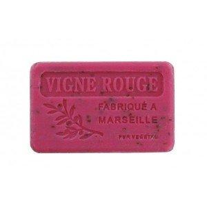 Savon de Marseille - rote Rebe