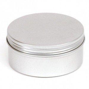 Boîte en aluminium pour...
