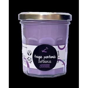 Lavendel Duft-Kerze