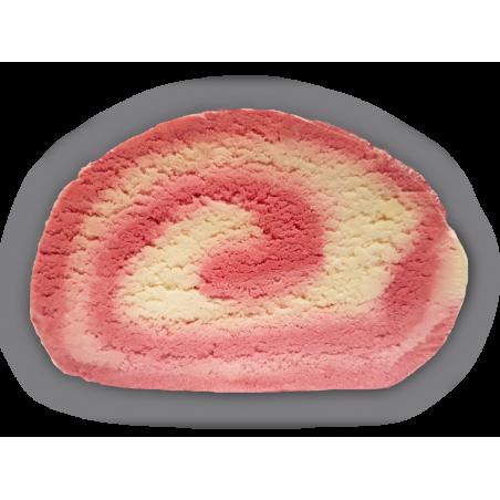 Erdbeer Schaumbad