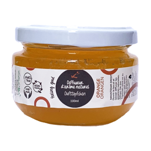 Bocal Aromatique Orange