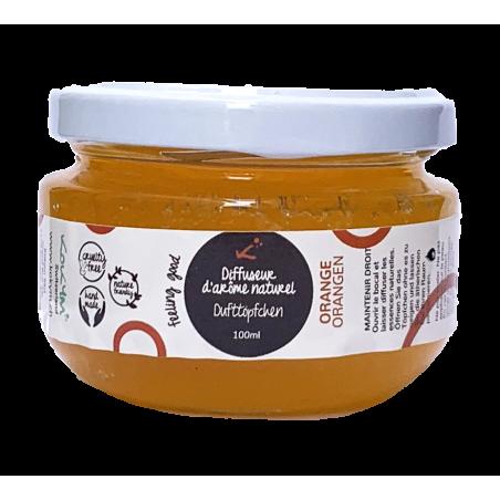 Bocal Aromatique Orange
