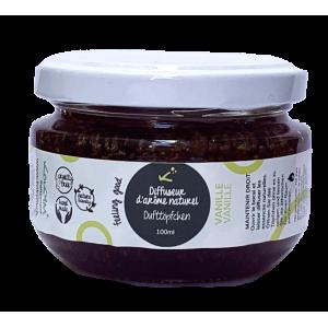Bocal Aromatique Vanille